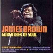 JAMES BROWN - GOD FATHER OF SOUL  CD