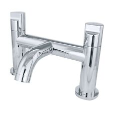 Luxury Bathroom Chrome Sink Bath Filler Tap Mixer Taps without handheld shower