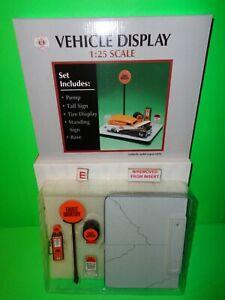 TRUSTWORTHY HARDWARE VEHICLE DISPLAY STAND DIORAMA FOR MODEL CARS & TRUCKS E