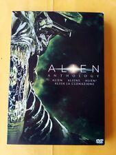 Cofanetto Dvd fantascienza Alien Anthology