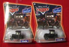 """DISNEY PIXAR CARS """"LIZZIE"""" DIE CAST CAR FROM SUPERCHARGE SERIES NIP!"""