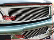 Fits 97-98 Ford F-150 4WD/Expedition Billet Grille Combo
