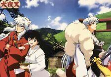 Japanese Anime Inuyasha Poster #B4 Kagome Sesshomaru Shippo