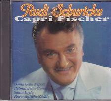 Rudi Schuricke-Capri Fischer cd album