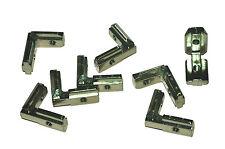 8 PCs of In Slot Corner bracket for 40  Aluminium Extrusion T-Slot Profile