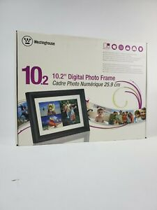 """Westinghouse 10.2"""" Digital Picture Frame"""
