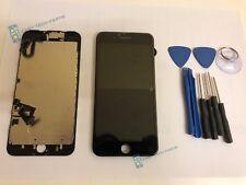 Negro iPhone 7 Plus montado OEM genuino pantalla Táctil Digitalizador LCD De Repuesto
