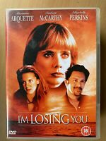 I'm Losing You DVD 1998 Film Industry Drama based on the Bruce Wagner Novel