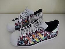 Adidas Mary Katrantzou Superstar Sneakers Shoes Womens US 6.5 / F 38 / UK 5 NIB