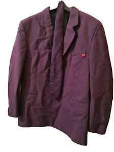 GNER Railway Suit Jacket and GNER tie
