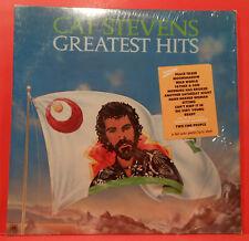 CAT STEVENS GREATEST HITS LP 1975 ORIGINAL SHRINK POSTER GREAT COND! VG++/VG+!!