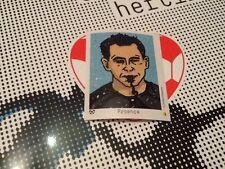 #310 Pedro Proenca referee Tschutti Heftli Euro 2012 football sticker Portugal
