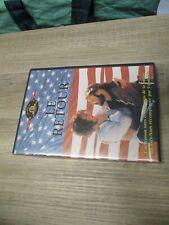 """RARE! DVD """"LE RETOUR"""" Jane FONDA, Jon VOIGHT, Bruce DERN"""