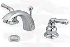 Polished Chrome Bathroom Sink Faucet LEAD FREE KB951+