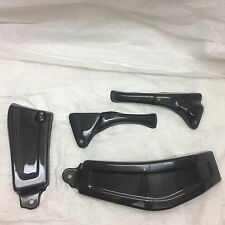 Suzuki M109 Carbon Fiber look 4 part Frame Cover. Fits all years M109 M109R