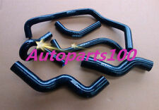 For 1990-1997 Holden Rodeo TF 2.8L Turbo Diesel silicone radiator heater hose