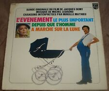 L'EVENEMENT LE PLUS IMPORTANT.... (Michel Legrand) orig. France stereo lp (1973)