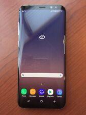 *AS IS* Samsung Galaxy S8+ SM-G955U - 64GB - (U.S. Cellular) ESN UNCERTAIN!