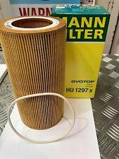 Genuine Mann Filter HU1297X