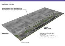 1/400 Airport Accesories - Mat (M01) -Xxl airport 1:400