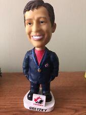 Wayne Gretzky Bobble head 2002 Team Canada  Gold Medal