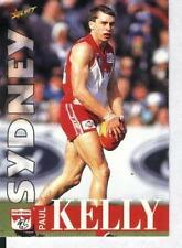 Paul Kelly Sydney Swans Select AFL & Australian Rules Football Trading Cards