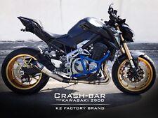 Kawasaki Z900 Crash Bars CRAZY IRON Guard Protection Engine  Stunt Cage