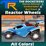 [XBOX ONE] Rocket League Every Painted REACTOR Exotic Wheels Zephyr Crate New