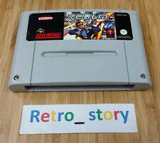 Super Nintendo SNES Realm PAL
