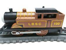 LBSC 100 THOMAS, Thomas & friends trackmaster motorized customized train.