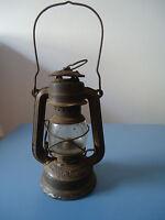Old  from WWII  kerosene GERMAN FEUER HAND SUPERBABY №175 lantern