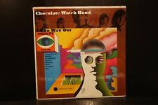 "SEALED! Chocolate Watch Band ""No Way Out"" Orig Canada Sparton Records mono Psych"
