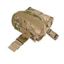 Condor Drop Leg Magazine Dump Pouch Multicam MA38-008 MOLLE PALS
