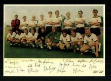 Eintracht Frankfurt Mannschaftskarte 1970-71