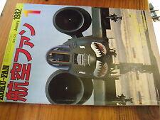 µµ KOKU-FAN January 1982 Modelling 22 pages sur Junkers JU 87A / AV-8 TR-1