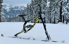 Ski Bike - SkiByk SB200 All-Mountain, SnowBike, SkiBike