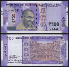 INDIA 100 RUPEES (P112a) 2018 UNC