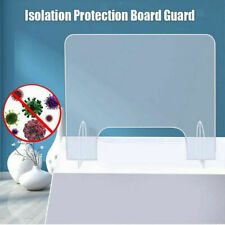 Acrylic Sneeze Guard Shield Screen for RETAILS / HOTEL RECEPTION + FREE SHIPPING