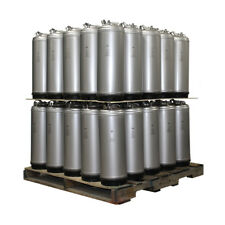 Qty 50 Pallet - New 5 Gallon Ball Lock Homebrew Beer & Coffee Kegs - Ships Free!