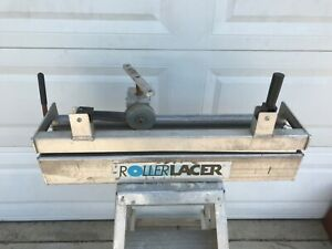 """Clipper Flexco Manual Roller Lacer 30"""" Width"""