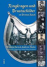 Ringkragen und Brustschilder im Dritten Reich Ausrüstung Wehrmacht Buch Book NEU
