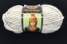 Yarn ~ Sewing Craft Wool-Ease Thick & Quick Yarn ~ Wheat 023032644028 Lion Brand