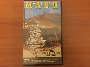 MASH Collector's Edition #3 VHS Video