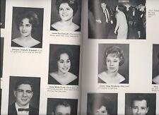 1963 St. Pius X High School yearbook, Atlanta, Georgia