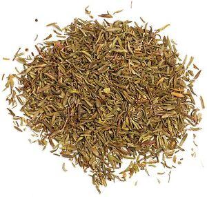 Thyme Leaf Dried Thyme Herb 1 Lb Bulk