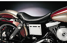Le Pera LePera Bare Bones Smooth Solo Seat Harley 2006-2007 Street Glide FLHX