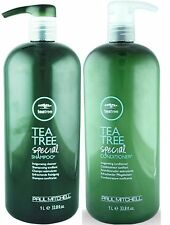 PAUL MITCHELL TEA TREE SPECIAL SHAMPOO AND CONDITIONER 1 LITRE