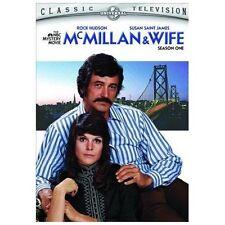McMillan & Wife - Season One---dvd set