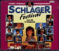 HARRY THOMAS SCHLAGERFESTIVAL (2 CDs) TOP ZUSTAND