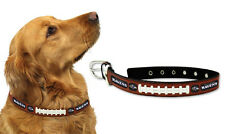 Baltimore Ravens Medium Leather Lace Dog Collar [NEW] Pet Cat Lead CDG NFL